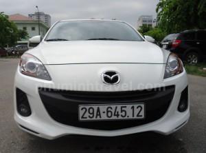 Cho thuê xe Mazda 3s 4 chỗ