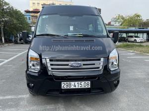 Cho thuê xe 16 chỗ Ford Transit 29B - 41508